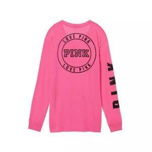 Sweaters - Pink Longsleeve Sweater